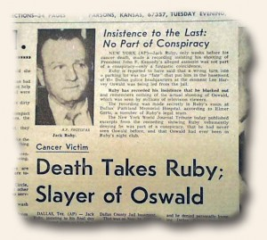 Death of Jack Ruby