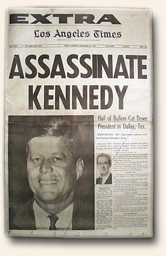 Assassinate Kennedy