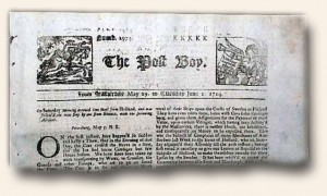 1714 Post Boy