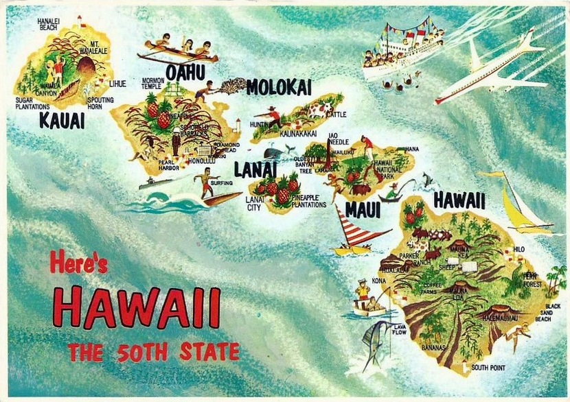 Why Hawaii Became the 50th State… | History\'s Newsstand Blog